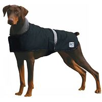 Dapper Dog Coat - Navy