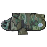 Dapper Dog Coat - Camo