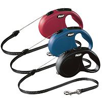 Flexi Classic Retractable Lead: 5m Cord Medium Dogs