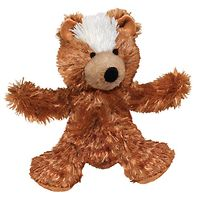 Kong Plush Dog Toy - Teddy